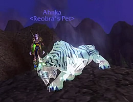 Ahnka, a new Spirit Beast in Patch 4.2