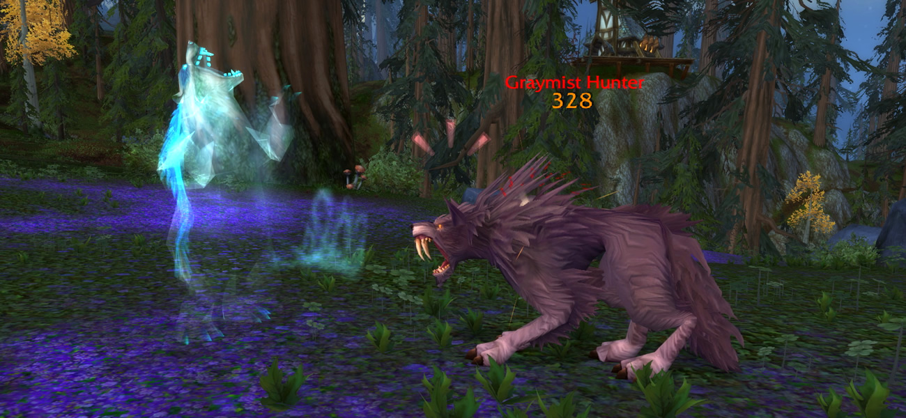 Arcturis the Spirit Beast Bear
