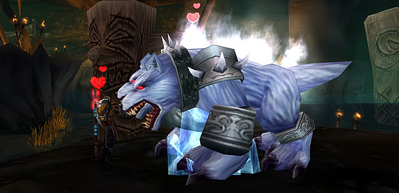 The Kurken, BM Exotic Core Hound Pet