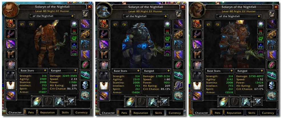 Armor Penetration Wow Hunter - Archivio adulto-7479