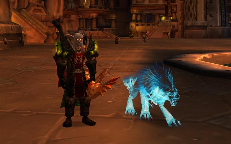 guide pets hunter
