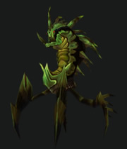 Hunter PvP Pet - Ravager