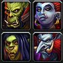 Best Horde Hunter races: Orc and Troll