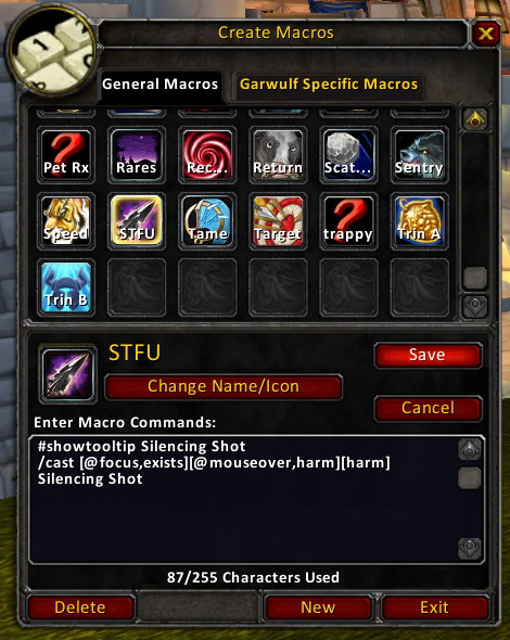 Useful macros (1.0) | WoWWiki | FANDOM powered by Wikia
