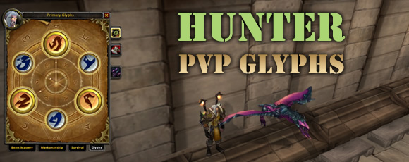 WoW Hunter PvP Glyphs