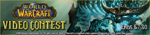 Xoxide World of Warcraft Video Contest