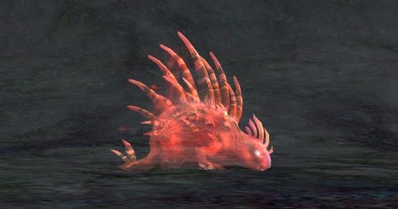 Degu, the Porcupine Spirit Beast