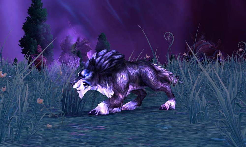 gara_spirit_beast_hunter_pet