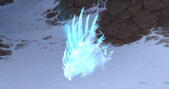 Gumi, the Porcupine Spirit Beast