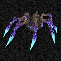 Deth'tilac - Purple Lava Spider
