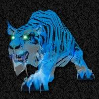 Magria - Spirit Beast in Mount Hyjal