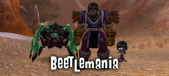 Bettle Hunter Pet