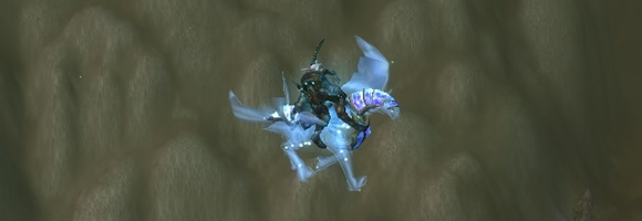 Celestial Steed over Desolace