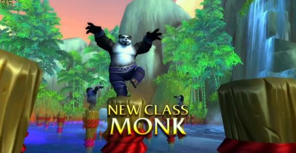 WoW Mists of Pandaria Monk Cass