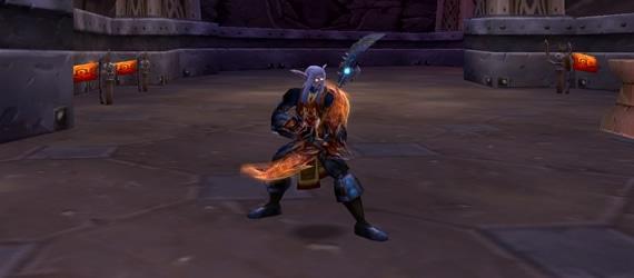 Merciless Gladiator's Crossbow of the Phoenix