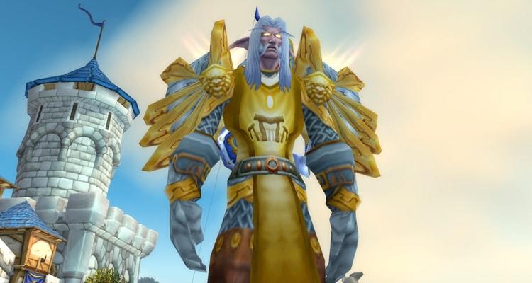 Arathor Battle Tabard