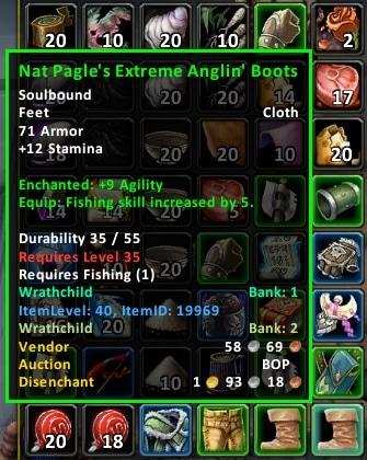 Nat Pagle's Extreme Anglin' Boots
