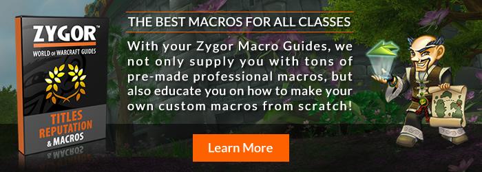 Zygor Macros Guide