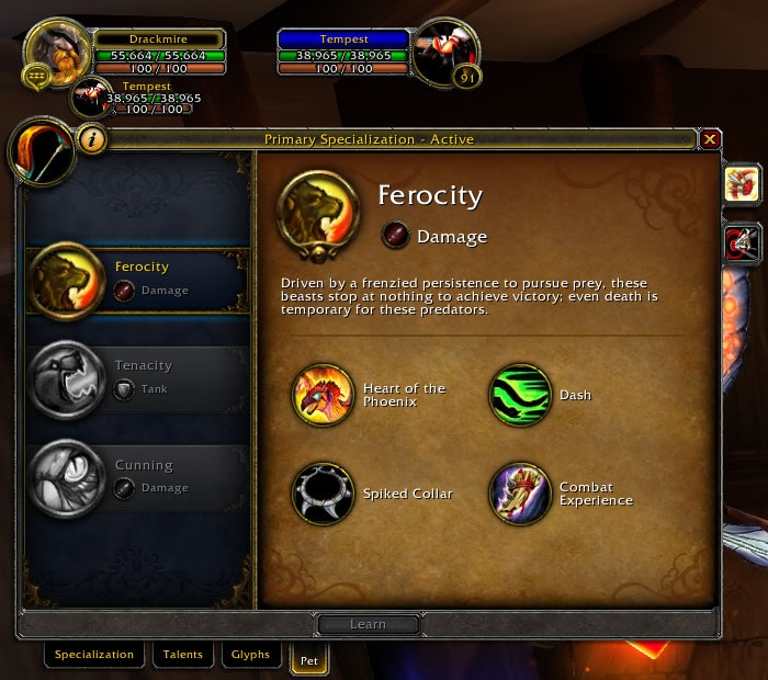hunter_pet_spec_screenshot