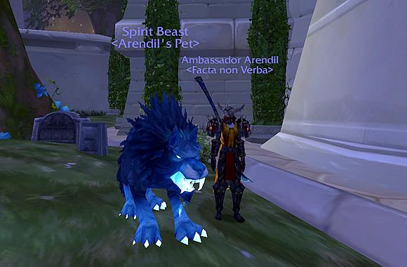 Skoll with Arendil of Executus EU