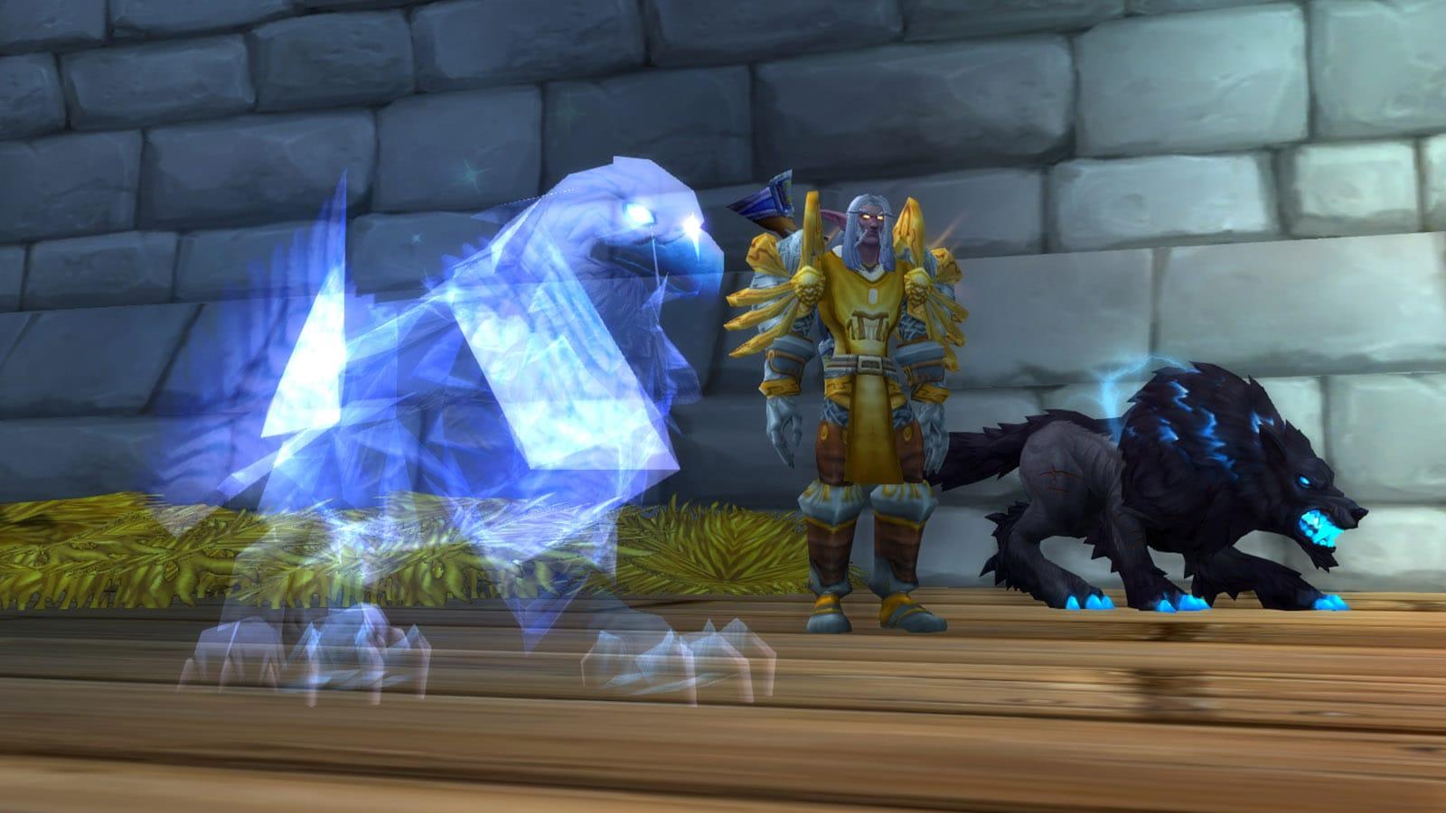 Spectral Gryphon Spirit Beast